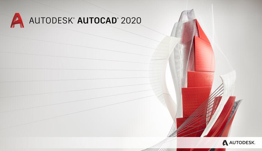Νέα Χαρακτηριστικά του AutoCAD 2020