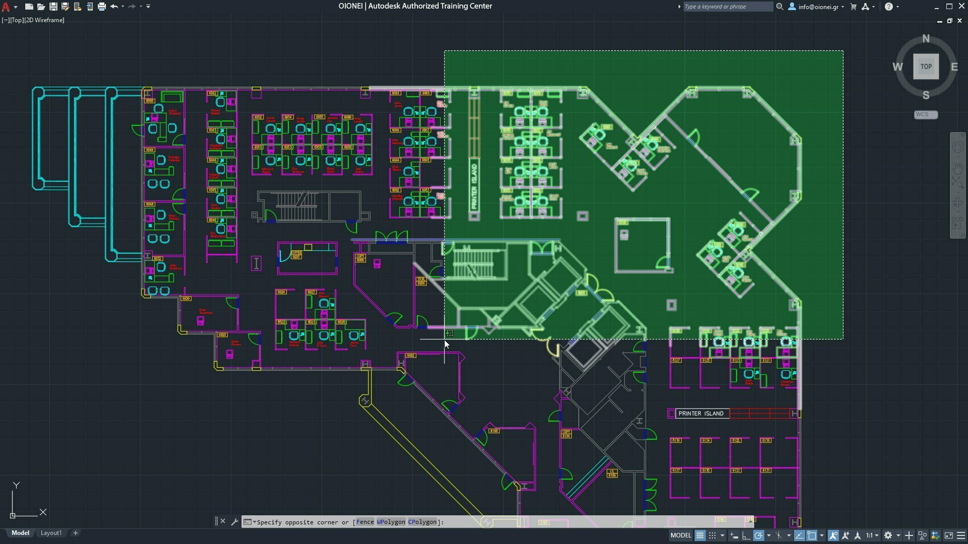 Quick Select in AutoCAD